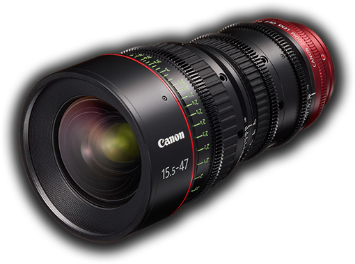 Canon professional lens